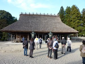 151116(レポート)バスツアー「荘厳寺と官兵衛まつり」
