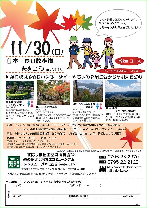 141130 (レポート)散歩道in八千代