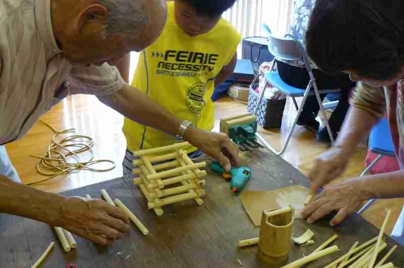 150801 (レポート)体験教室:夏休み子どものための工作教室