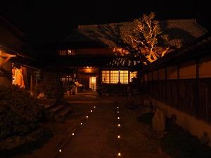 2017-12月~2018-2月末 コヤノ美術館西脇館ナイトミュージアム開催