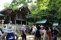 160522 【レポート】散歩道 太平記ゆかりの播磨高野「光明寺」を訪ねる