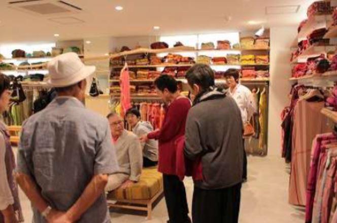 161009 【レポート】「秋祭り・ ますのみ松屋の豪華弁当・tamaki niime」バスツアー