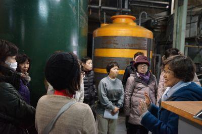 180225 【レポート】三宮発バスツアー「味噌作り体験と酒蔵見学」