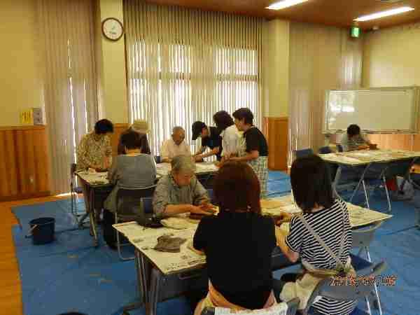 180708 【レポート】体験教室「陶芸体験」
