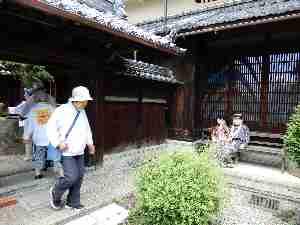 180722 【レポート】バスツアー「ブルーベリー狩りとコヤノ美術館、旧来住家住宅」