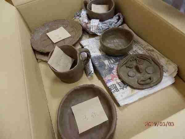 190303 【レポート】体験教室「陶芸体験」