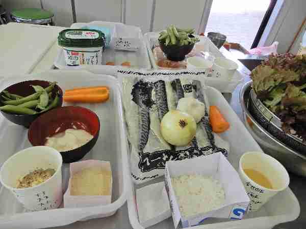 190601 【レポート】明石発バスツアー「田舎料理教室と野菜収穫体験」