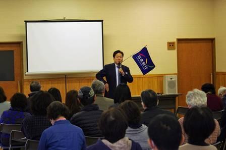 200301 【レポート】ボランティアガイド 養成講座「浪速 の カリスマ 添乗員 に 学 ぶ」