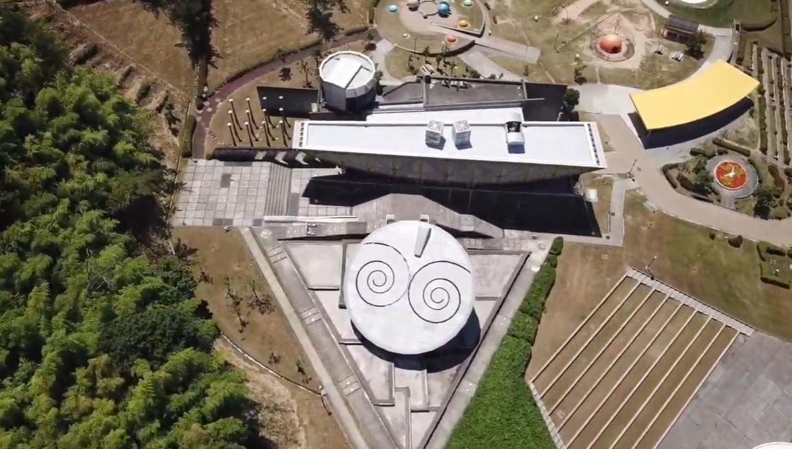 7月のショーケース展示:にしわき経緯度地球科学館テラ・ドーム