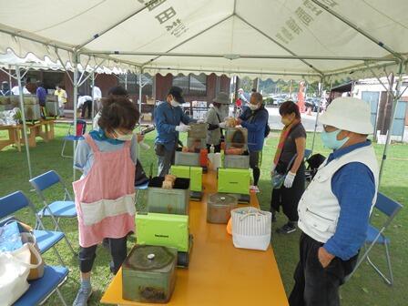 200927 【レポート】体験教室「燻製体験:ベーコン・合鴨」報告
