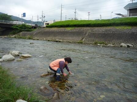 220606 【レポート】身近な水環境の全国一斉調査